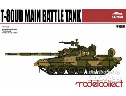 Modelcollect T-80UD Main Battle Tank 1:72 (UA72028)