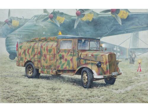 Roden Opel Blitz Kfz.385 Tankwagen 1:72 (730)