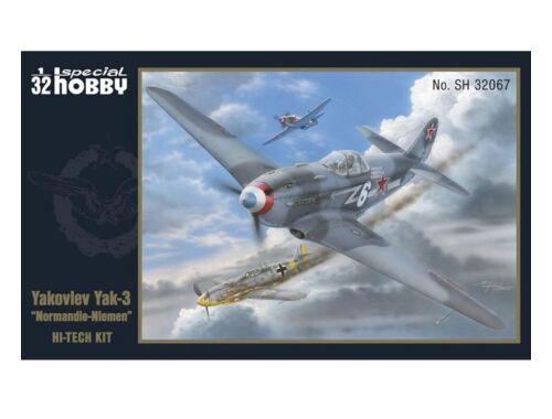Special Hobby Yakovlev Yak-3 Normandie Niemen 1:32 (32067)