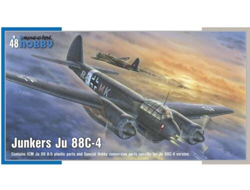 Special Hobby Junkers Ju 88C-4 Night Intruder 1:48 (48177)