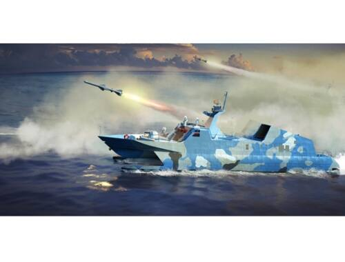 Trumpeter PLA Navy Type 22 Missile Boat 1:144 (108)