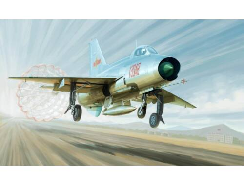 Trumpeter J-7A Fighter 1:48 (02859)