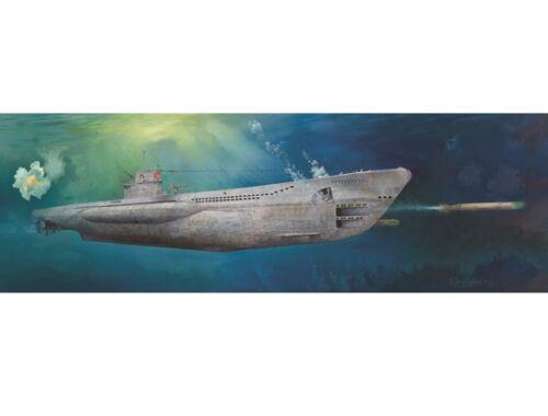 Trumpeter DKM U-Boat Type VIIC U-552 1:48 (06801)