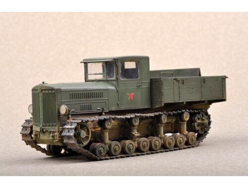 Trumpeter Soviet Komintern Artillery Tractor 1:72 (07120)
