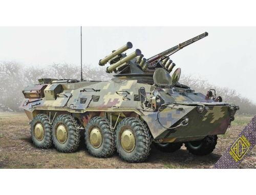 ACE BTR-3E1 Ukrainian APC 1:72 (72175)