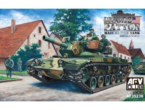 AFV Club M60A2 Patton Tank (late version) 1:35 (AF35230)