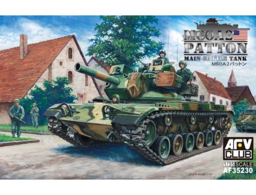 AFV Club M60A2 Patton Tank (late version) 1:35 (AF35230)