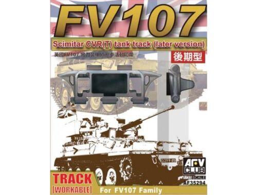 AFV Club Scimitar CVR Family Workable track(Late 1:35 (AF35294)