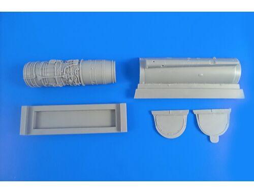 CMK BAC Lightning F2A/F6 – 1/48 Engine Set (R