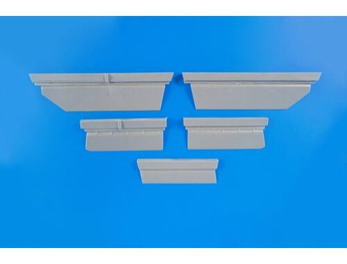 CMK BAC Lightning F2A/F6 – 1/48 Control Surfaces Set for Airfix/Eduard kit 1:48 (4349)