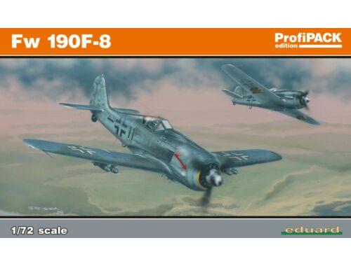 Eduard Fw 190F-8 ProfiPACK 1:72 (70119)