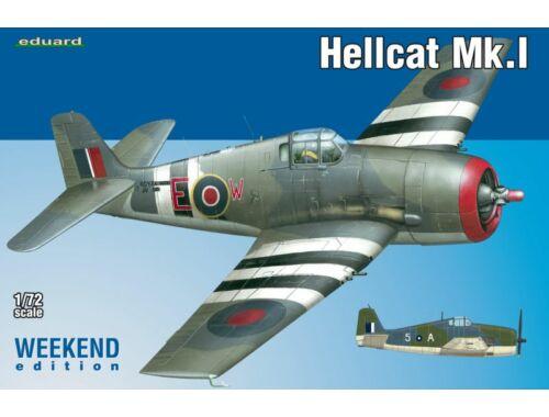 Eduard Hellcat Mk.I WEEKEND edition 1:72 (7437)