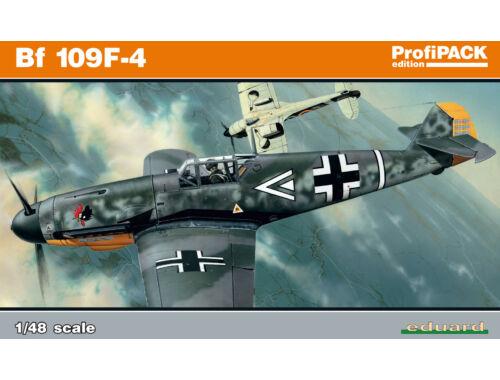 Eduard Bf 109F-4 ProfiPACK 1:48 (82114)