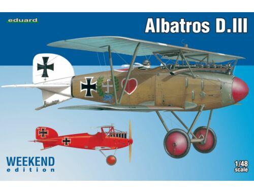 Eduard Albatros D.III WEEKEND edition 1:48 (8438)