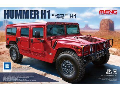 Meng HUMMER H1 1:24 (CS-002)