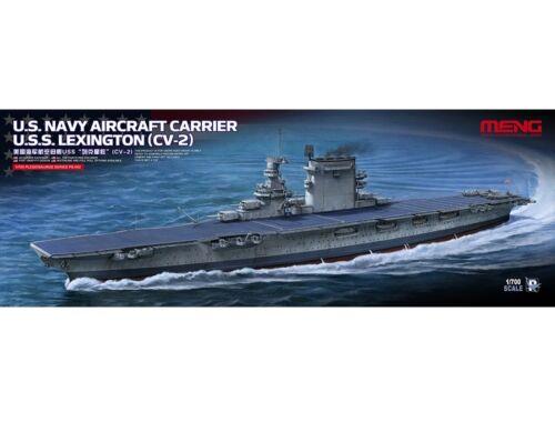 Meng U.S.Navy Aircraft CarrierU.S.S.Lexington (CV-2) 1:700 (PS-002)