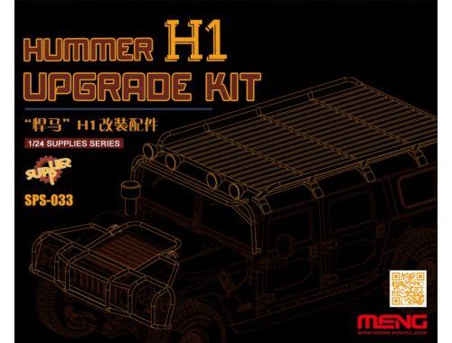 Meng HUMMER H1 Upgrade Kit (Resin) 1:24 (SPS-033)