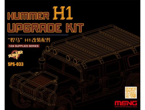 Meng HUMMER H1 Upgrade Kit (Resin) 1:24 (SPS-033)