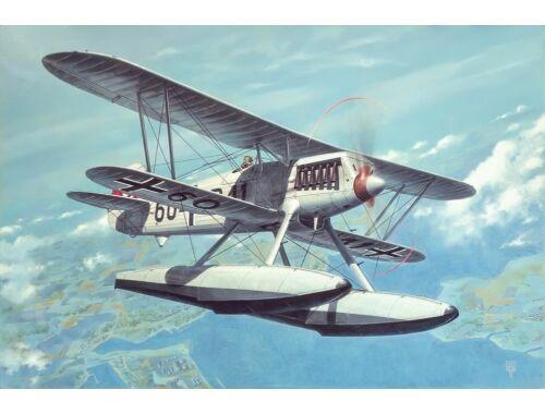 Roden Heinkel He51 B.2 1:48 (453)