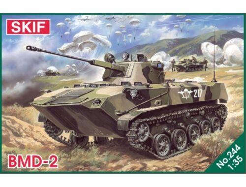 Skif BMD-2 Soviet landing combat vehicle 1:35 (244)