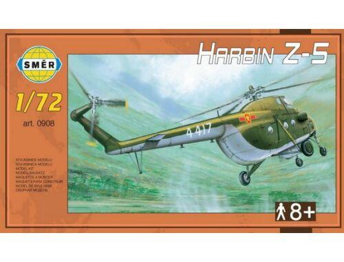 Smer Harbin Z-5 1:72 (0908)