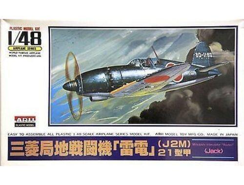 ARII Mitsubishi J2M2 Raiden JACK 1/48 (304068)