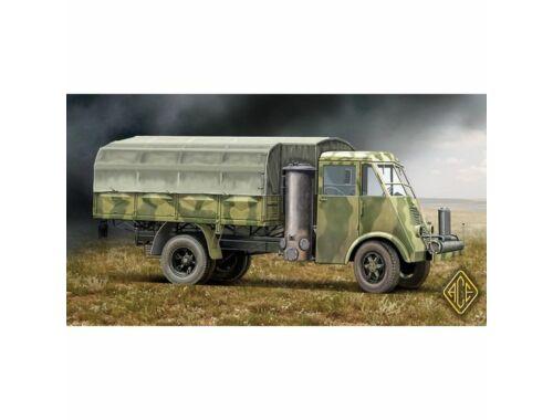 ACE AHN French 3,5t Gas generator truck 1:72 (72532)