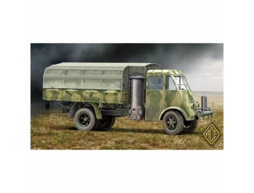 ACE AHN French 3,5t Gas generator truck 1:72 (72532)