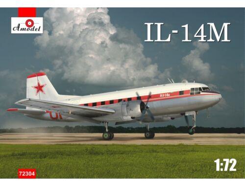 Amodel Ilyushin IL-14M 1:72 (72304)