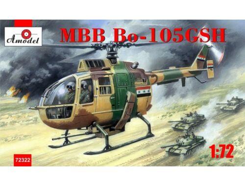 Amodel MBB Bo-105GSH 1:72 (72322)