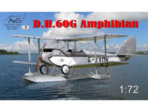 Avis DH-60G Amphibian 1:72 (72027)