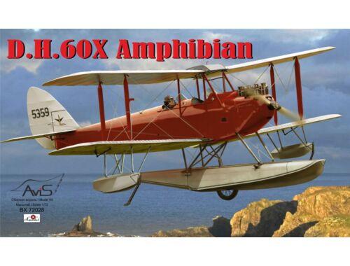 Avis DH-60X Amphibian 1:72 (72028)