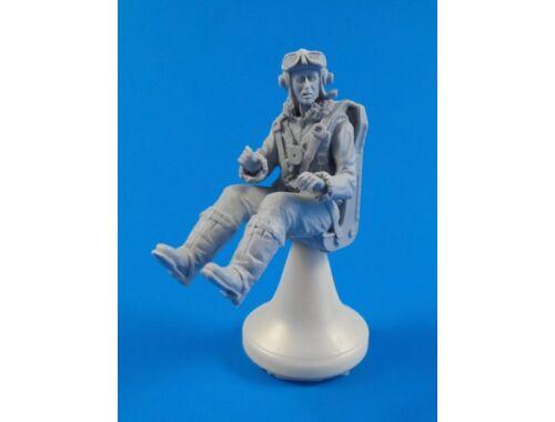 CMK British Tempest Pilot sitting, for Special Hobby kit 1:32 (F32316)