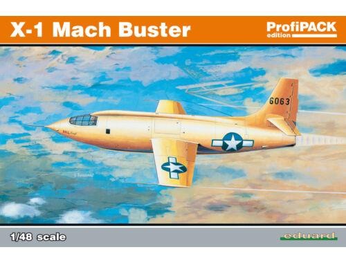 Eduard X-1 Mach Buster ProfiPACK 1:48 (8079)