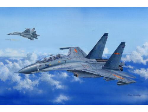 Hobby Boss Su-30MKK Flanker G 1:48 (81714)