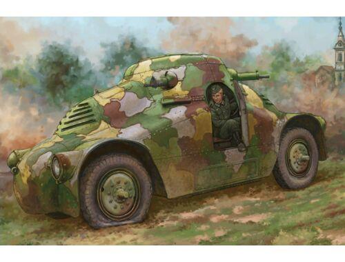 Hobby Boss Skoda PA-2 Turtle 1:35 (83888)