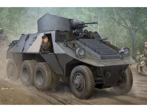 Hobby Boss M35 Mittlere Panzerwagen (ADGZ-Daimler) 1:35 (83889)