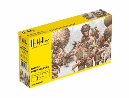 Heller Britisch Paratroopers 1:72 (49623)