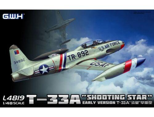"Lion Roar RoCAF T-33A ""Shooting Star"" 1:48 (S4805)"