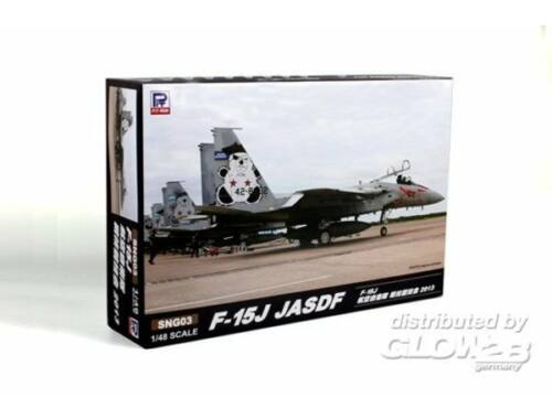 Lion Roar F-15J JASDF 2013 Special Version 1:48 (SNG03)