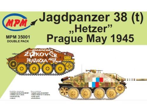 MPM Hetzer Prague 1945 1:35 (35001)