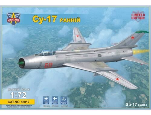 Modelsvit Sukhoi Su-17 Early 1:72 (72017)