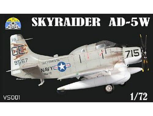 Modelsvit AD-5W SkyRaider 1:72 (VS001)