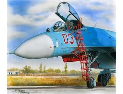 Plus Model Ladder for Su-27 1:48 (AL4062)