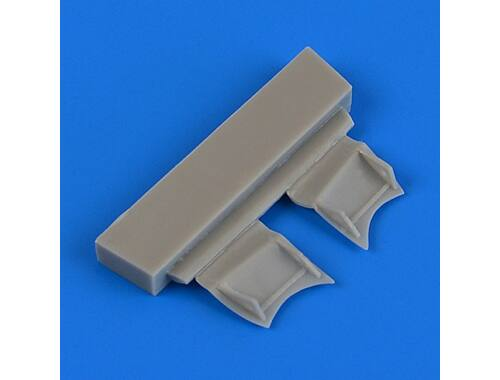 Quickboost F4F-4 Wildcat undercarriage covers f.Air 1:72 (72527)