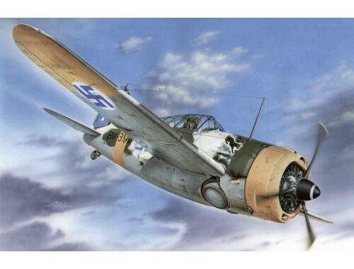 """Special Hobby Model 239 Buffalo """"Taivaan Helmi over Finland"""" 1:48 (48180)"""