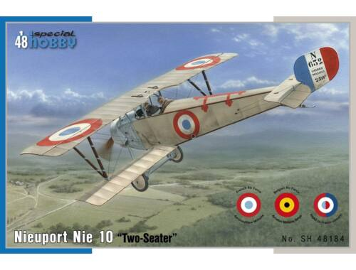 """Special Hobby Nieuport X """"Two Seater"""" 1:48 (48184)"""