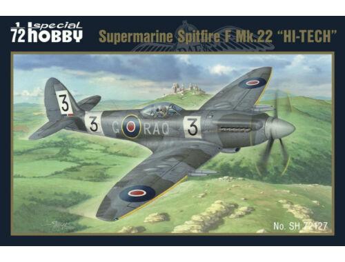 Special Hobby Spitfire Mk.22 1:72 (72127)