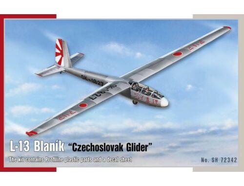 Special Hobby L-13 Blanik 1:72 (72342)