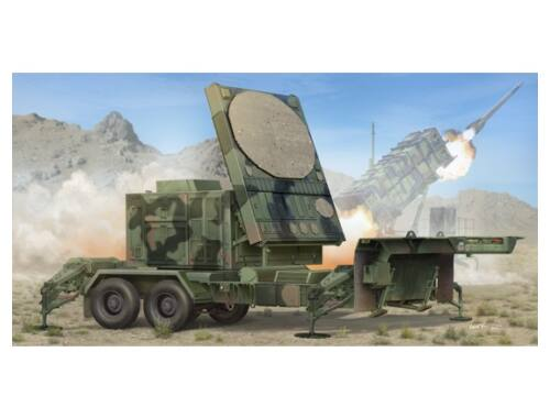 Trumpeter MPQ-53 C-Band Tracking Radar 1:35 (1023)